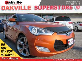 Used 2012 Hyundai Veloster Tech | LEATHER | SUNROOF | NAVI | B/U CAM | for sale in Oakville, ON