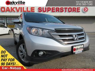 Used 2014 Honda CR-V EX-L | AWD | LEATHER | SUNROOF | B/U CAM for sale in Oakville, ON