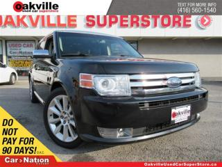 Used 2010 Ford Flex Limited | LEATHER | PANO ROOF | 7 PASS | BLUETOOTH for sale in Oakville, ON