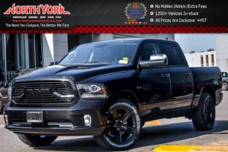 New 2018 Dodge Ram 1500 New Car Sport|4x4|Crew|Convi.,Remote Start & Alarm Pkgs|20