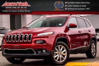Used 2016 Jeep Cherokee Limited|4x4|Keyless_Go|R_Start|Heat Frnt.Seats|18