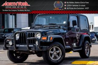 Used 1997 Jeep TJ Base for sale in Thornhill, ON
