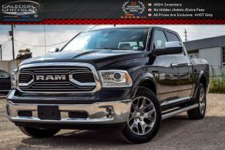 Used 2017 Dodge Ram 1500 Limited|4x4|Rambox|Navi|Leather|Trailer Tow Group||R-Strat|Air suspension|20