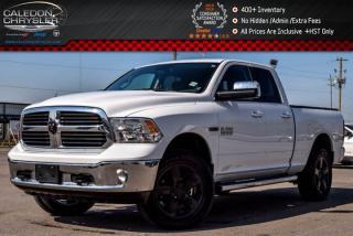 Used 2016 Dodge Ram 1500 Big Horn|4x4|Diesel|Bluetooth|R-Start|Trailer Tow Mirrors|Keyless Entry|20