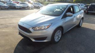 New 2017 Ford Focus SE, Htd Steering Wheel, Htd Seats for sale in Stratford, ON