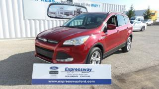 Used 2014 Ford Escape SE for sale in Stratford, ON
