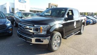 New 2018 Ford F-150 XLT, XTR Pkg, Crew Cab, 5.0 V8 for sale in Stratford, ON