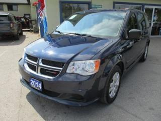 Used 2014 Dodge Grand Caravan FAMILY MOVING SE MODEL 7 PASSENGER 3.6L - V6.. BENCH.. REAR STOW-N-GO.. CD/AUX INPUT.. KEYLESS ENTRY.. ECON-BOOST.. for sale in Bradford, ON