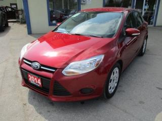 Used 2014 Ford Focus FUEL EFFICIENT SE MODEL 5 PASSENGER 2.0L - DOHC.. HEATED SEATS.. SYNC TECHNOLOGY.. KEYLESS ENTRY.. for sale in Bradford, ON