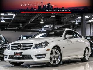 Used 2012 Mercedes-Benz C250 COUPE|NAVI|PANO|BLUETOOTH AUDIO for sale in North York, ON
