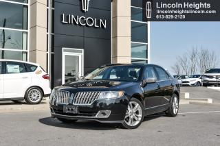 Used 2011 Lincoln MKZ AWD for sale in Ottawa, ON