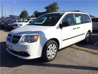 Used 2017 Dodge Grand Caravan CVP REAR STOW AND GO !!! for sale in Concord, ON
