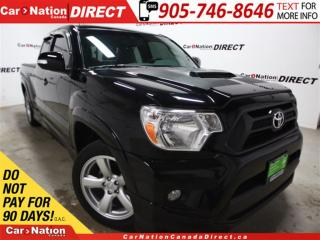 Used 2014 Toyota Tacoma X-Runner| TONNEAU COVER| LOW KM'S| BACK UP CAM| for sale in Burlington, ON