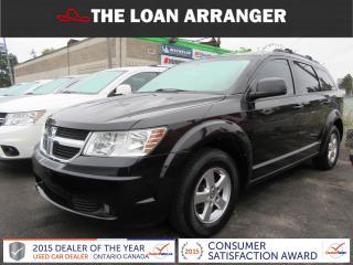Used 2010 Dodge Journey for sale in Barrie, ON