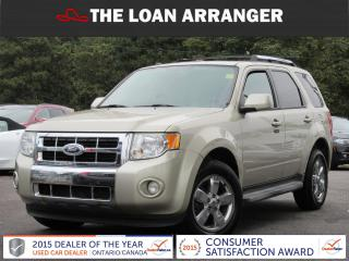 Used 2010 Ford Escape for sale in Barrie, ON