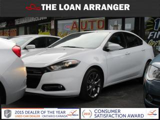 Used 2014 Dodge Dart for sale in Barrie, ON