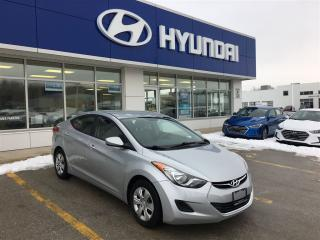 Used 2013 Hyundai Elantra Certified now!   $26/week plus tax and lic for sale in Owen Sound, ON