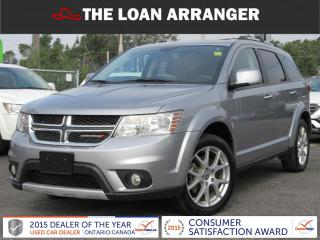 Used 2016 Dodge Journey R/T for sale in Barrie, ON
