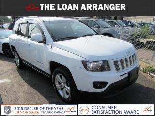 Used 2015 Jeep Compass for sale in Barrie, ON