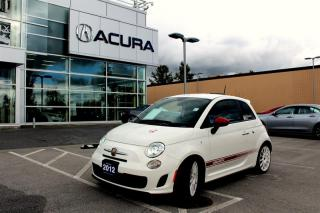 Used 2012 Fiat 500 Abarth Hatch for sale in Langley, BC