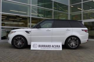 Used 2016 Land Rover Range Rover Sport V8 Supercharged Dynamic w/Driver Tech Package! for sale in Vancouver, BC