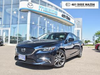 Used 2017 Mazda MAZDA6 GT|1.9% FINANCE AVAILABLE|ONE OWNER|NO ACCIDENTS for sale in Mississauga, ON