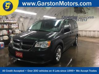 Used 2013 Dodge Grand Caravan KEYLESS ENTRY*POWER FRONT WINDOWS/LOCKS/HEATED MIRRORS*DUAL ZONE CLIMATE CONTROL*ECON MODE*CRUISE CONTROL*AM/FM/CD/AUX*TRACTION CONTROL* for sale in Cambridge, ON