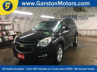 Used 2011 Chevrolet Equinox LT*KEYLESS ENTRY w/REMOTE START*ALLOYS*POWER WINDOWS/LOCKS/HEATED MIRRORS*ON STAR*CLIMATE CONTROL*CRUISE CONTROL*ROOF RAILS*AM/FM/CD/AUX/USB*FOG LIGHTS* for sale in Cambridge, ON