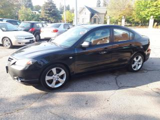 Used 2006 Mazda MAZDA3 GT for sale in Guelph, ON