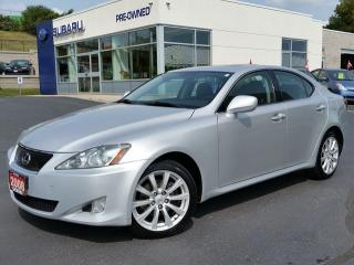 Used 2008 Lexus IS 250 for sale in Kitchener, ON