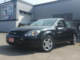 Used 2008 Chevrolet Cobalt LT w/1SA for sale in Brampton, ON