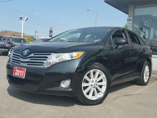 Used 2011 Toyota Venza for sale in Brampton, ON