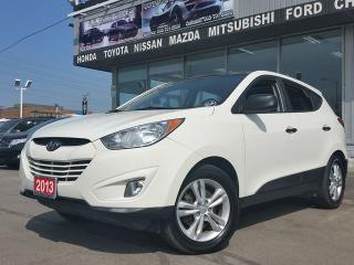 Used 2013 Hyundai Tucson GLS for sale in Brampton, ON