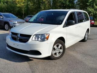 Used 2012 Dodge Grand Caravan SE for sale in Gravenhurst, ON