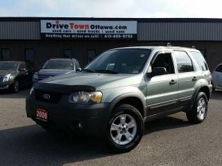 Used 2006 Ford Escape XLT V6 for sale in Gloucester, ON