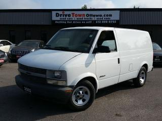 Used 2002 Chevrolet Astro for sale in Gloucester, ON