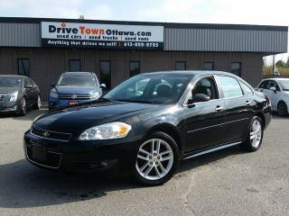 Used 2010 Chevrolet Impala LTZ for sale in Gloucester, ON