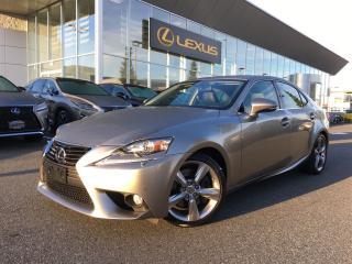Used 2014 Lexus IS 350 Luxury Pkg for sale in Surrey, BC