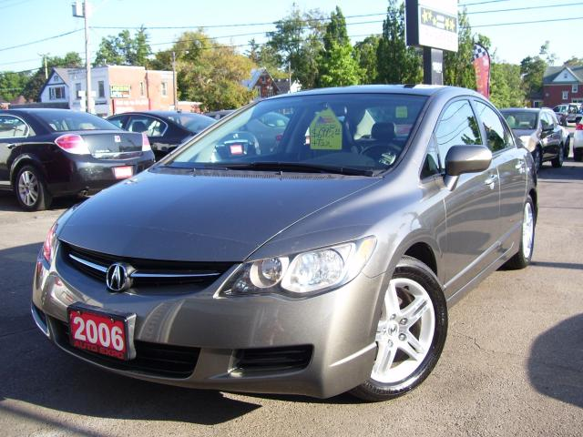 Used 2006 Acura CSX Premium,Sunroof,Leather,Alloys for Sale in Kitchener, Ontario | Carpages.ca