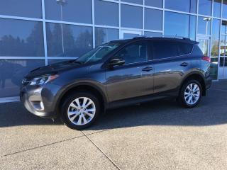 Used 2013 Toyota RAV4 LIMITED  for sale in Surrey, BC