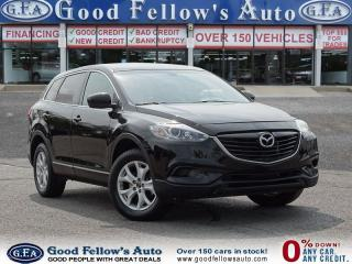 Used 2013 Mazda CX-9 GS MODEL, FWD, 7 PASSENGERS for sale in North York, ON