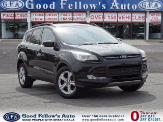 Used 2014 Ford Escape SE MODEL, 4WD, REARVIEW CAMERA, 1.6 L, ECOBOOST for sale in North York, ON