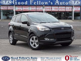 Used 2014 Ford Escape SE MODEL,  2.0 L, ECOBOOST, FWD, REARVIEW CAMERA for sale in North York, ON
