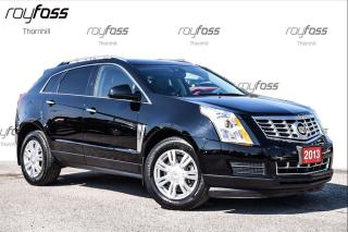 Used 2013 Cadillac SRX Luxury Nav Roof Cue Remote Start for sale in Thornhill, ON
