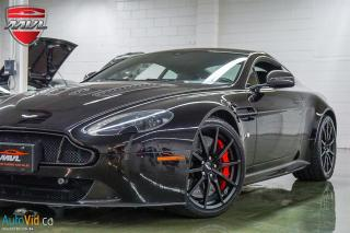 Used 2015 Aston Martin V12 Vantage S - for sale in Oakville, ON