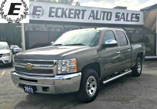 Used 2013 Chevrolet Silverado 1500 LT CREW CAB 4X4 for sale in Barrie, ON