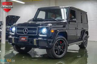 Used 2017 Mercedes-Benz G63 AMG - for sale in Oakville, ON