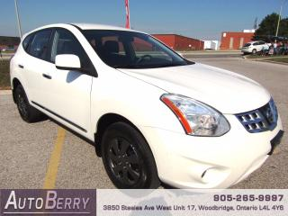 Used 2012 Nissan Rogue SV - FWD - 2.5L for sale in Woodbridge, ON