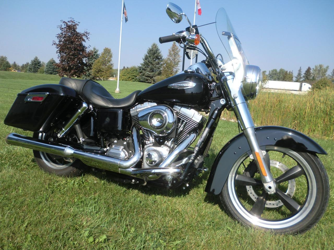 2012 Harley-Davidson Switchback FLD DYNA SWITCHBACK
