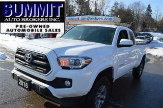 Used 2016 Toyota Tacoma SR5 |4x4, CAR-PROOF CLEAN | CAMERA | BLETHOOTH for sale in Richmond Hill, ON